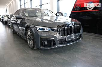 BMW 7 Series M760Li Steptronic (609 л.с.) xDrive 2019