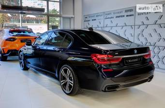 BMW 7 Series G11 750i AT (450 л.с.) xDrive 2017