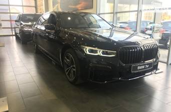 BMW 7 Series 750Li Steptronic (530 л.с.) xDrive 2019