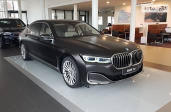 BMW 7 Series M760Li Steptronic (609 л.с.) xDrive 2019