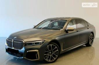 BMW 7 Series M760Li Steptronic (609 л.с.) xDrive 2020
