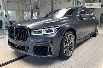 BMW 7 Series M760Li Steptronic (609 л.с.) xDrive 2020