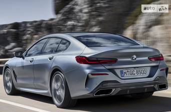 BMW 8 Series Gran Coupe 2019