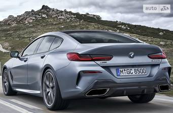 BMW 8 Series Gran Coupe 2019 base