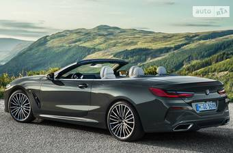 BMW 8 Series M850i Steptronic (530 л.с.) xDrive 2019