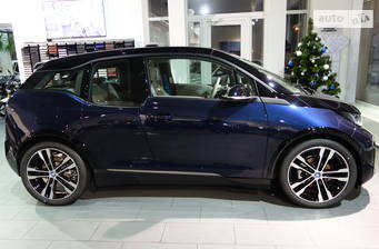 BMW I3 i3s (38 л.с.) 2018