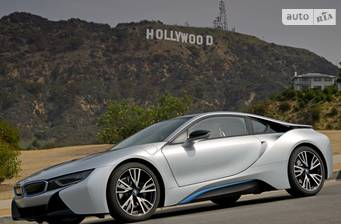 BMW I8 2020 Pure Impulse World