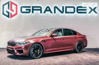 BMW M5 F90 4.4 АТ (600 л.с.) xDrive 2018