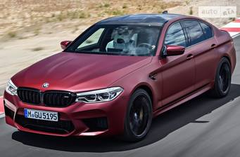 BMW M5 2019 First Edition