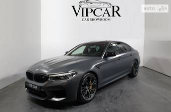 BMW M5 Competition 4.4 M Steptronic (625 л.с.) xDrive 2020