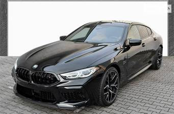 BMW M8 Gran Coupe Competition 4.4 Steptronic (625 л.с.) xDrive 2020