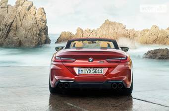 BMW M8 4.4 Steptronic (600 л.с.) xDrive 2019
