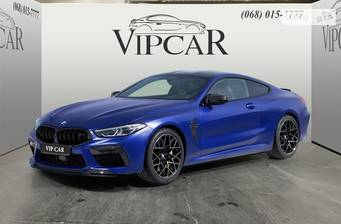 BMW M8 Competition 4.4 Steptronic (625 л.с.) xDrive 2020