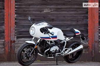 BMW R R nine T Racer 2019
