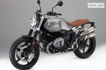 BMW R R nine T Scrambler 2018