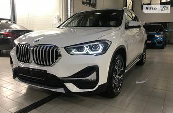BMW X1 18d Steptronic (150 л.с.) 2019