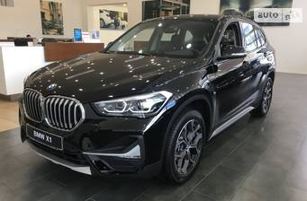 BMW X1 18d Steptronic (150 л.с.) 2020