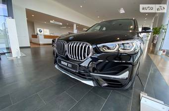 BMW X1 20i Steptronic (192 л.с.) xDrive 2020