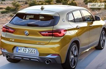 BMW X2 F39 16d AT (116 л.с.) sDrive 2018