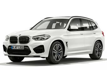BMW X3 M 3.0 Steptronic (480 л.с.) xDrive 2019