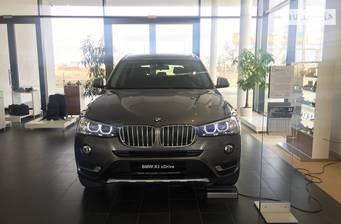 BMW X3 F25 20d MT (190 л.с.) xDrive 2017