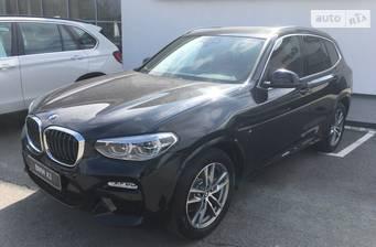 BMW X3 G01 20i AT (184 л.с.) sDrive 2018