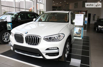 BMW X3 G01 20i AT (184 л.с.) sDrive 2019