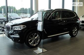 BMW X3 G01 20d AT (190 л.с.) xDrive 2019