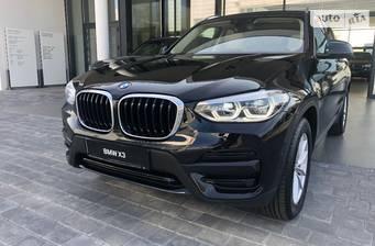 BMW X3 G01 20d AT (190 л.с.) xDrive 2018