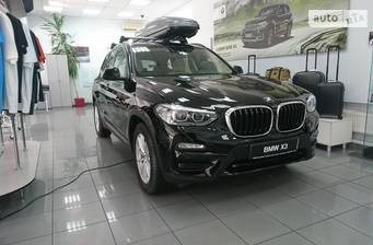 BMW X3 G01 20i AT (184 л.с.) sDrive 2019