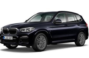 BMW X3 G01 20i AT (184 л.с.) xDrive 2019