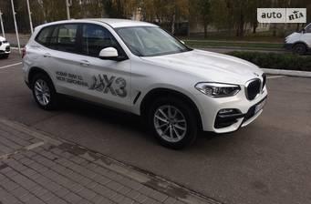 BMW X3 2018 base