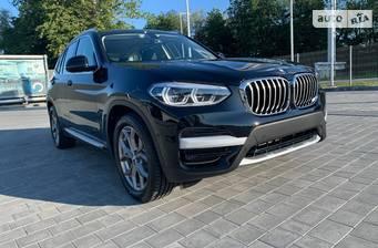 BMW X3 G01 20d AT (190 л.с.) xDrive 2020