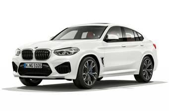 BMW X4 M 3.0 Steptronic (480 л.с.) xDrive 2018