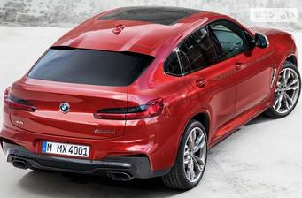 BMW X4 25d AT (231 л.с.) xDrive 2018