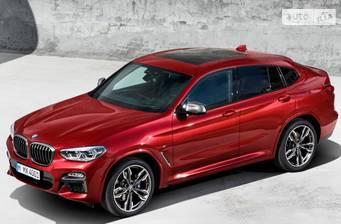 BMW X4 M40i AT (360 л.с.) xDrive 2018