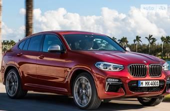 BMW X4 30i AT (252 л.с.) xDrive 2018