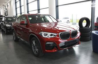 BMW X4 20i AT (184 л.с.) xDrive 2018