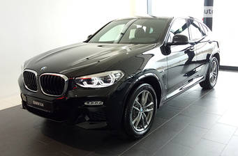BMW X4 20d AT (190 л.с.) xDrive 2018