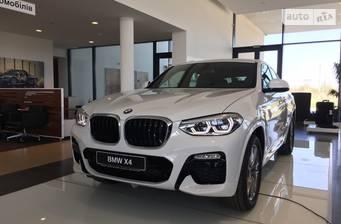 BMW X4 20i AT (184 л.с.) xDrive 2019