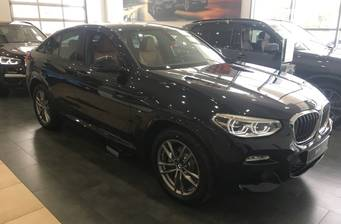 BMW X4 20d AT (190 л.с.) xDrive 2019