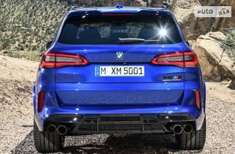 BMW X5 M 4.4 Steptronic (600 л.с.) xDrive 2019