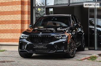 BMW X5 M Competition 4.4 Steptronic (625 л.с.) xDrive 2020