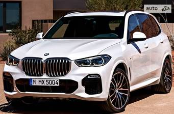 BMW X5 40i Steptronic (340 л.с.) xDrive 2018