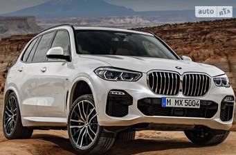 BMW X5 30d Steptronic (265 л.с.) xDrive 2018