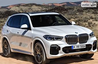 BMW X5 M50i Steptronic (530 л.с.) xDrive 2018