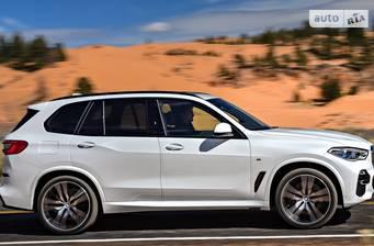 BMW X5 M50d Steptronic (400 л.с.) 2018