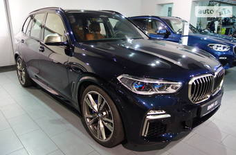 BMW X5 M50d Steptronic (400 л.с.) 2018