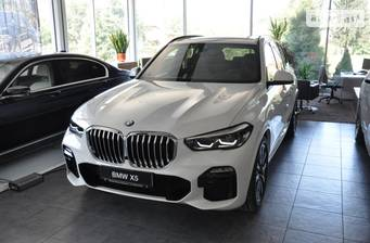 BMW X5 30d Steptronic (265 л.с.) xDrive 2019