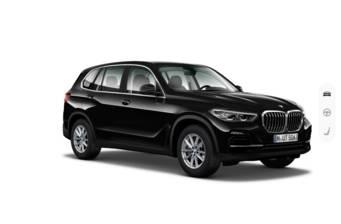 BMW X5 25d Steptronic (231 л.с.) xDrive 2020